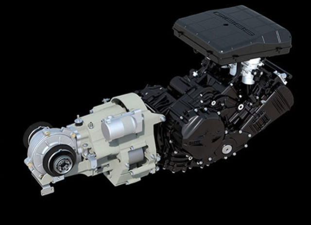 quadski engine