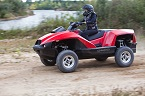 quadski land4